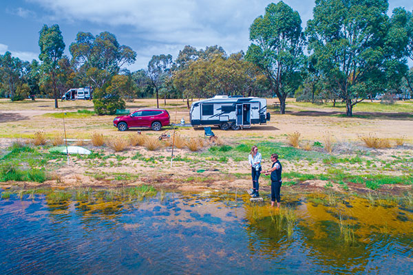 People -at -the -caravan -park -next -to -the -water