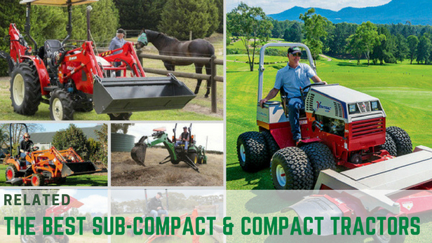 best compact and sub-compact tractors