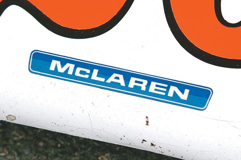 Mclaren -2