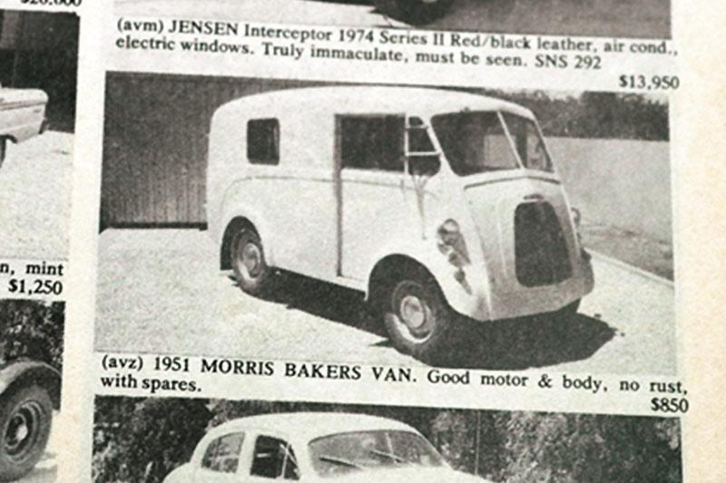 Morris -van
