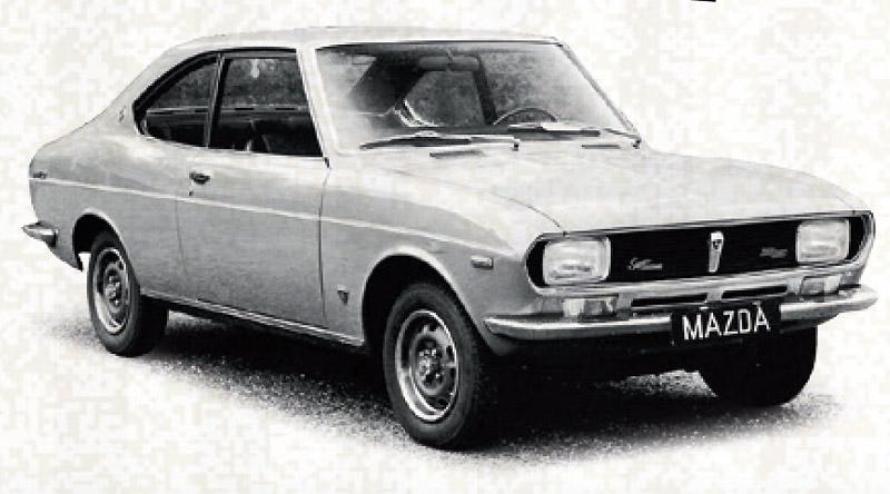 Mazda -rx2