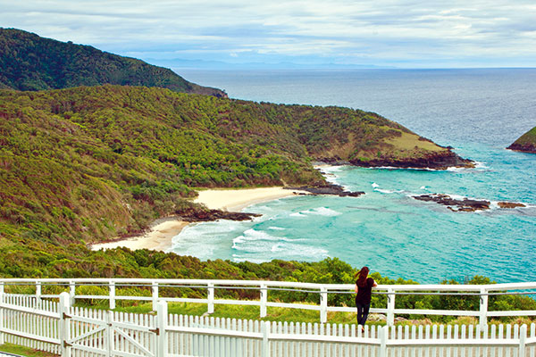 Views -from -Smoky -Cape -Lighthouse -in -Hat -Head -National -Park