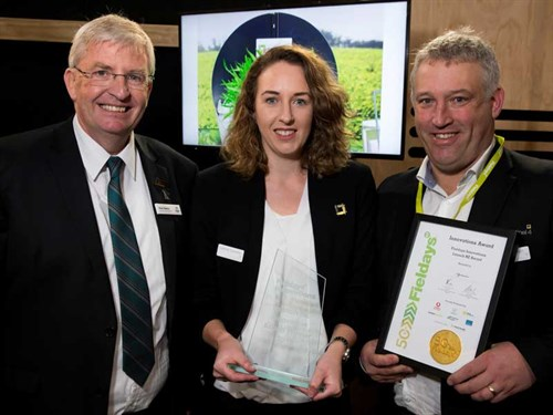 Fieldays -Launch -NZ-Award -Agricom