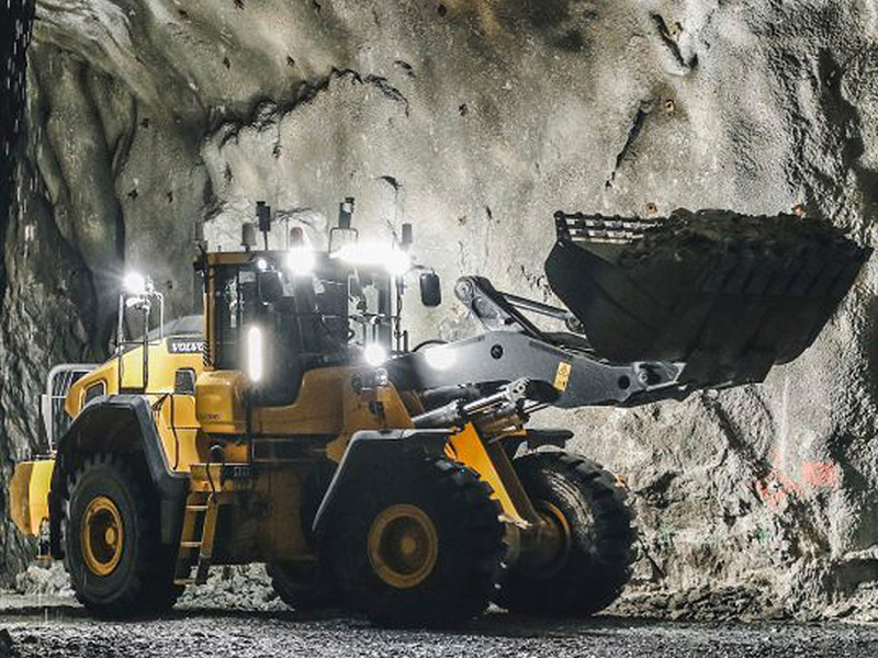 Volvo Remote -controlled Wheel Loader