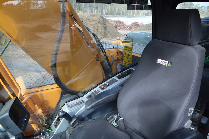 Clean -and -Green -Organics -Hyundai -excavator