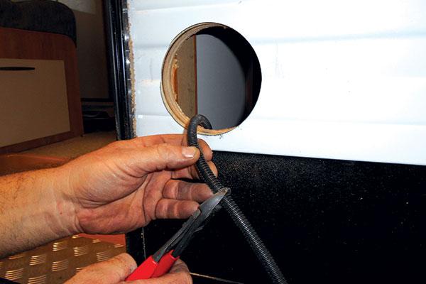Installing -DIY-external -speakers -3