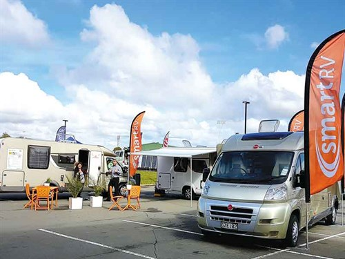 Smart RV-Christchurch -Motorhome -Expo