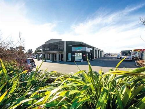 Smart RV-Christchurch -premises
