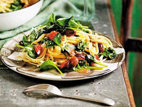 Food -pasta _WW1603_Food -pasta _One -pot -linguine 02