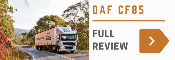 DAF CF85 Review