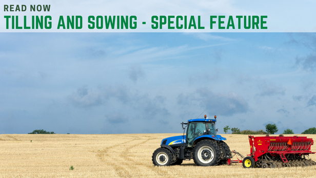Special Feature: Tilling and Sowing