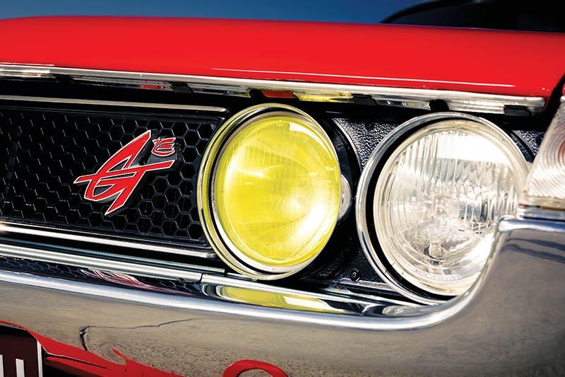 Toyota -celica -headlights