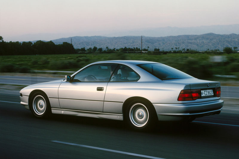 BMW-8-Series -e 31-rearq