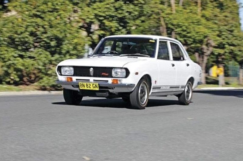 Mazda -rx 2-4