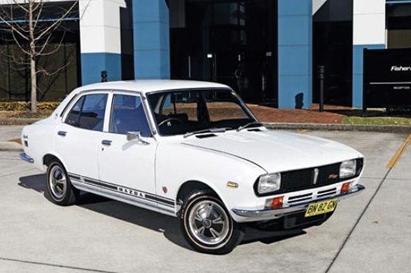 Mazda -rx 2-3