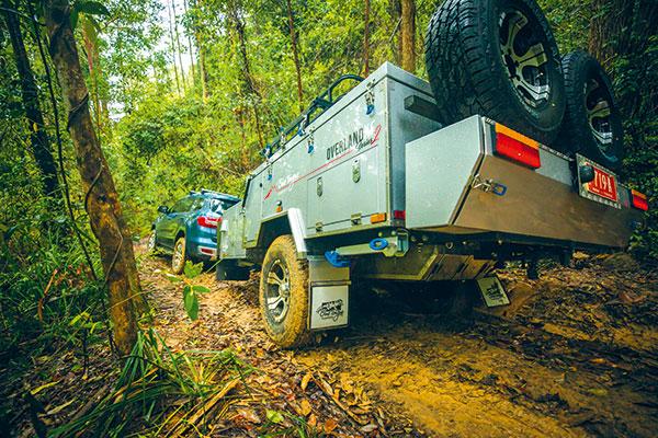 Blue -Tongue -camper -4WD
