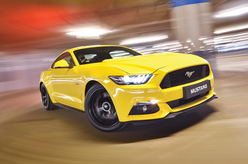 Ford -mustang -2