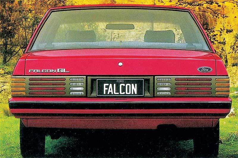 Ford -falcon -rear