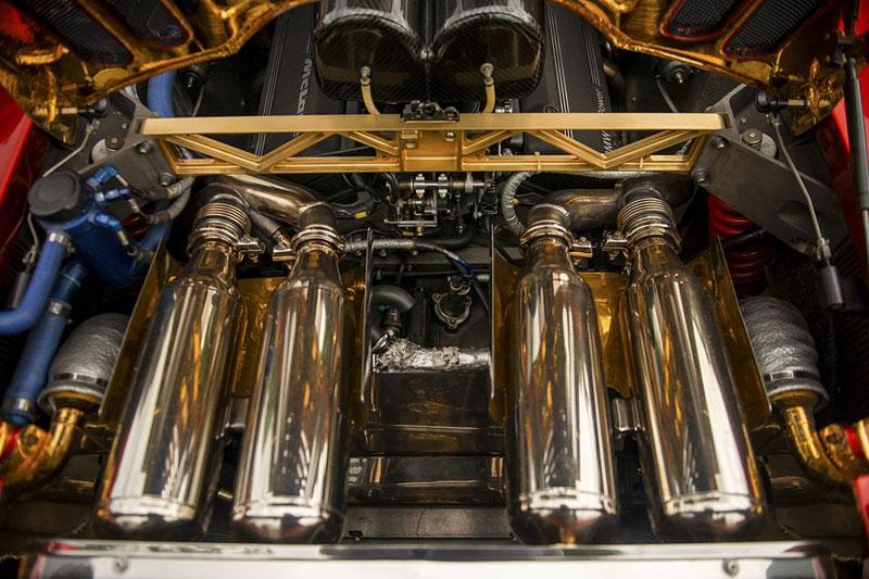 Mclaren -f 1-lm -rm -sothebys -engine