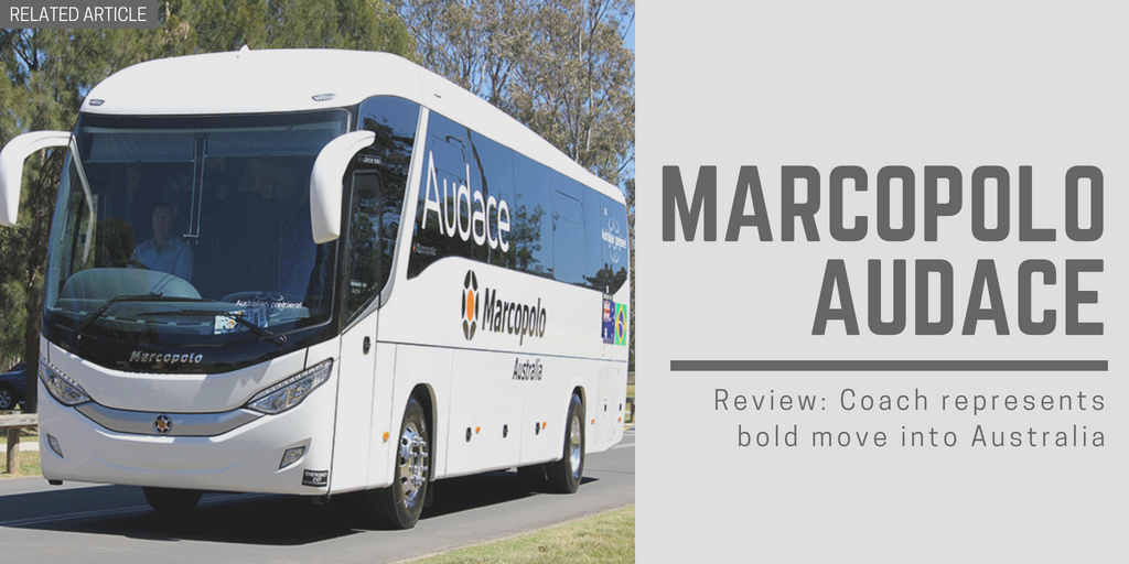 Related article: Marcopolo Audace represents bold move into Australia