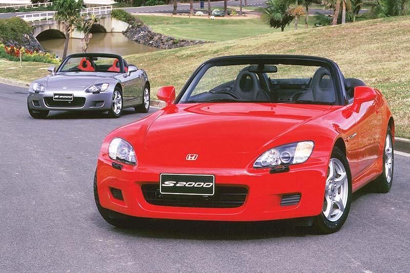 Honda -s 2000-2
