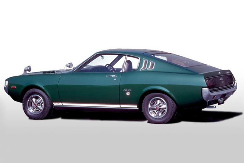 Toyota -celica -liftback