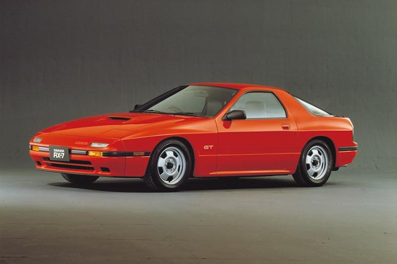 Mazda -rx7