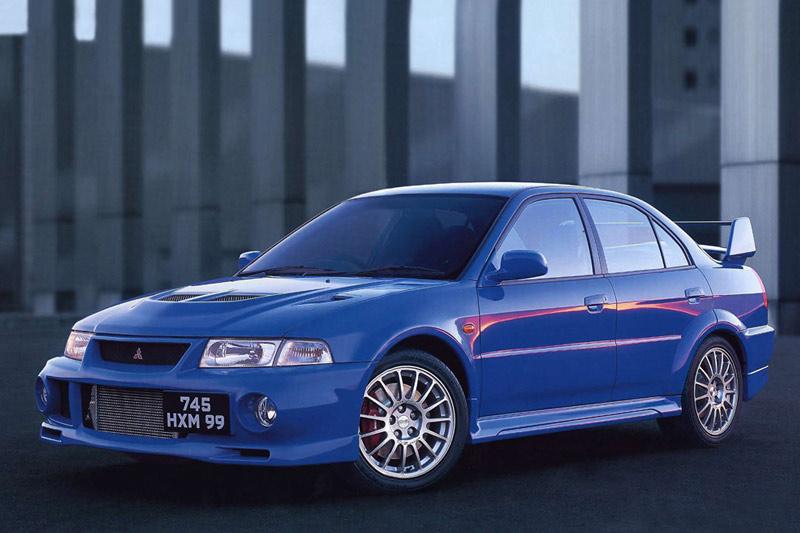 Mitsubishi -evo