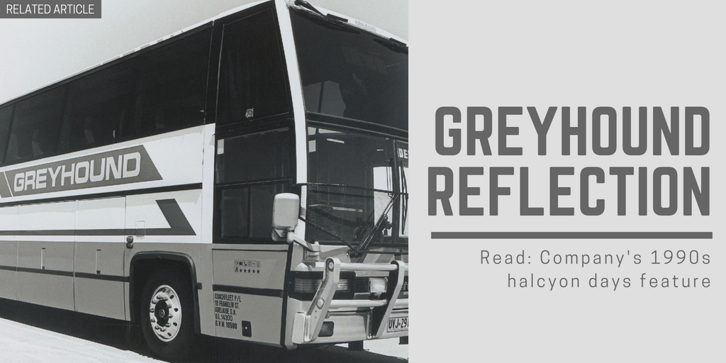 Related article: Greyhound's 1990s halcyon days
