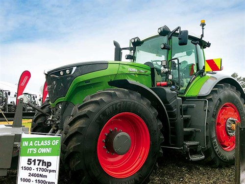 Fendt -Fieldays -1
