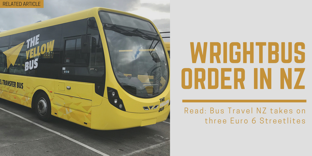Related article: Bus Travel NZ takes on three Euro 6 Streetlites