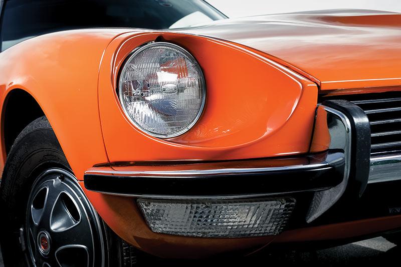Datsun -240z -headlight