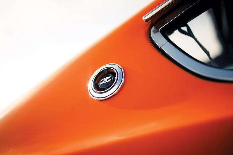 Datsun -240z -badge