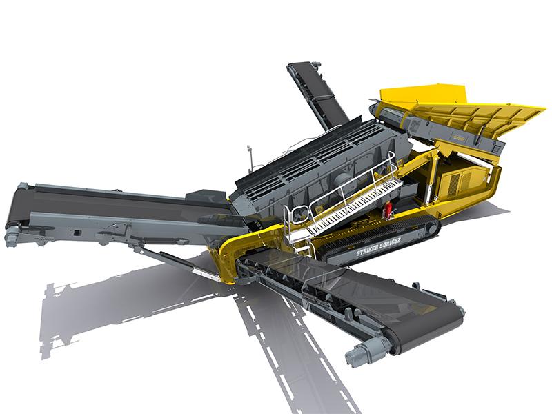 Striker SQR1652