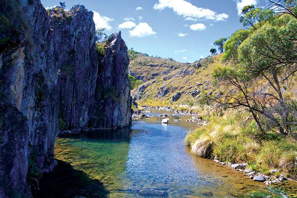 High -Country -waterholes