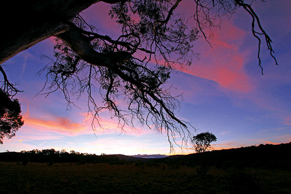 High -Country -sunset -Australia