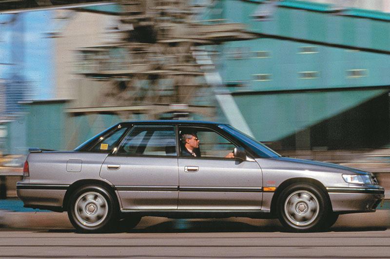 Subaru -legacy -onroad -3
