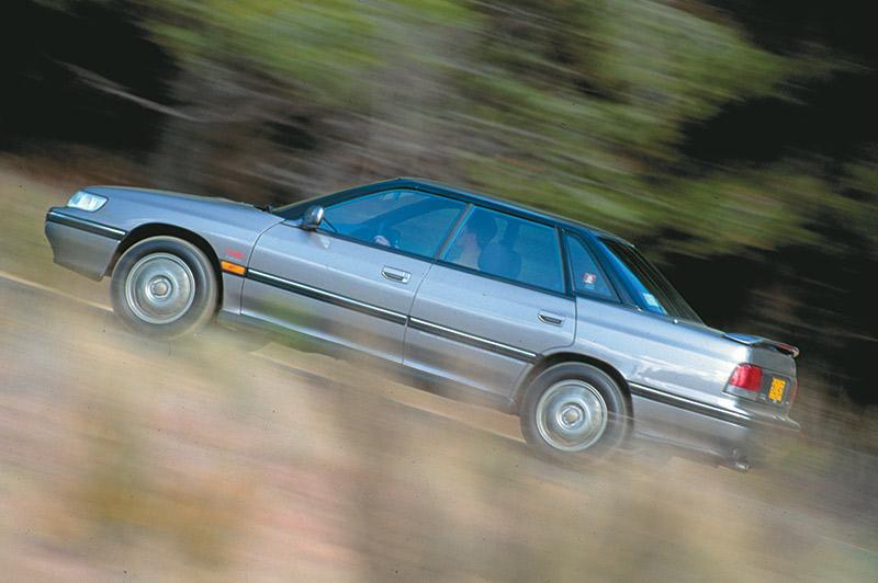 Subaru -legacy -onroad