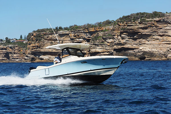 Chris -Craft -Catalina -30