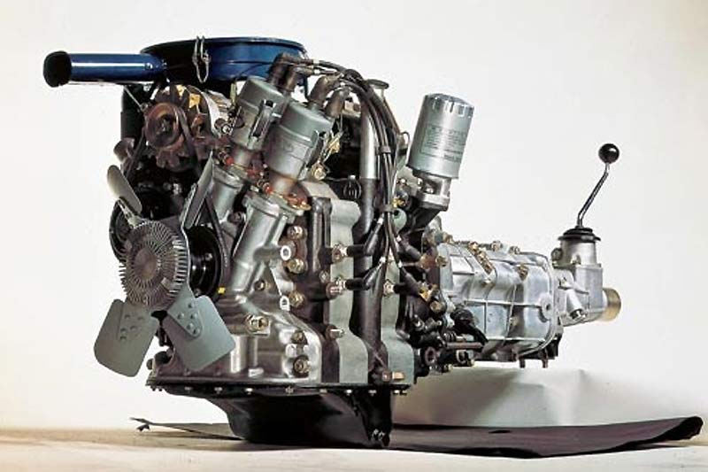 Mazda -rx 7-engine