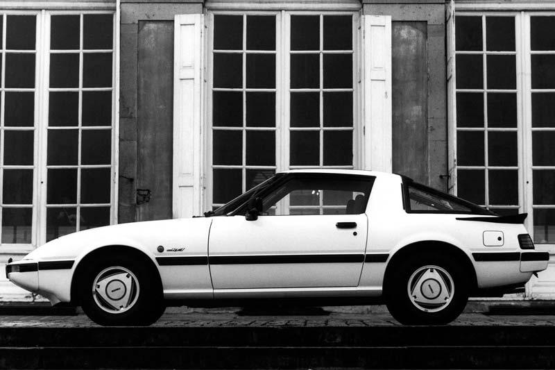 Mazda -rx 7-side