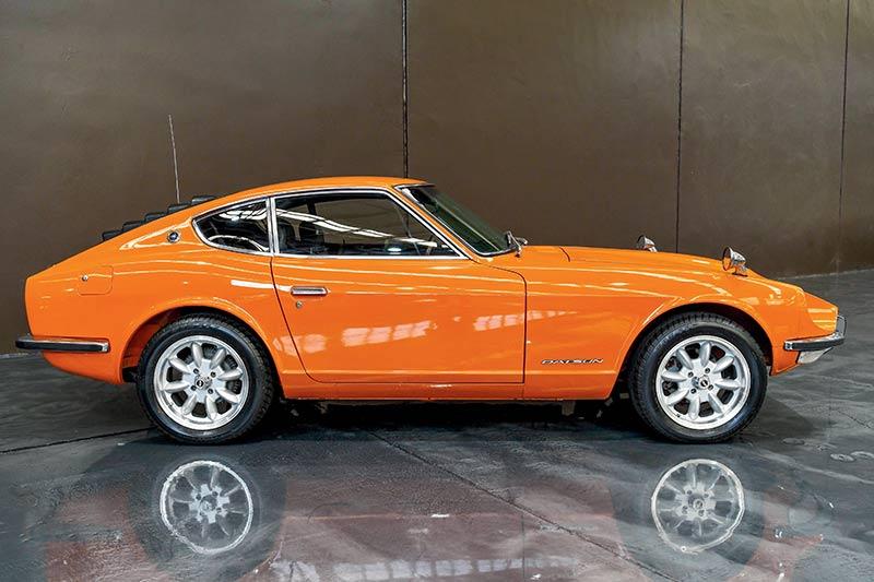 Datsun -240z