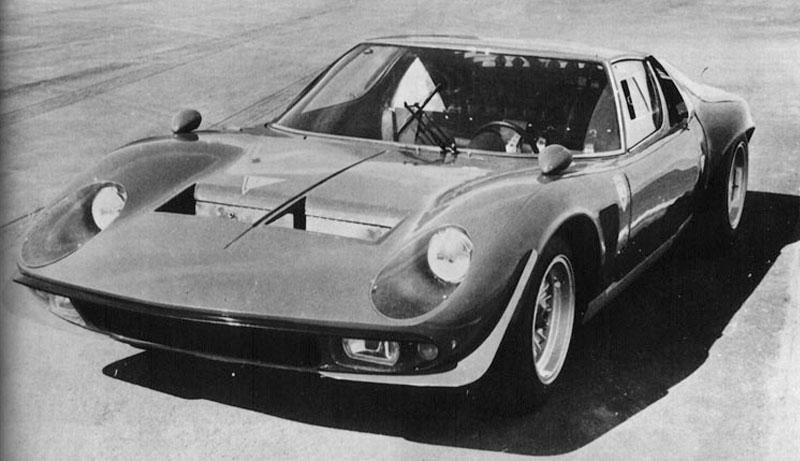 Lamborghini -Miura -SVR-JOTA