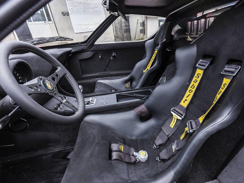 Lamborghini -Miura -SVR-interior