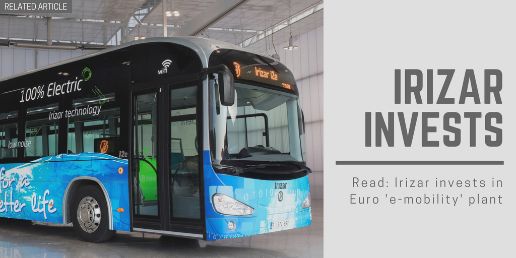 Related article: Irizar invests in Euro 'e-mobility' plant