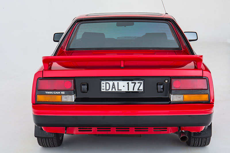 Toyota -mr 2-rear -2