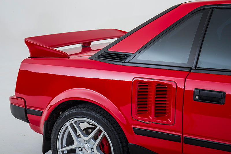 Toyota -mr 2-rear -spoiler