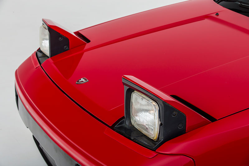 Toyota -mr 2-headlights