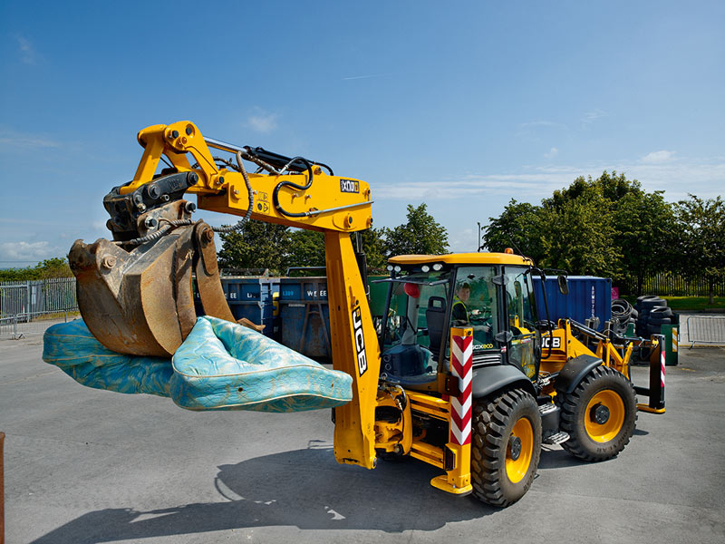 JCB-5CX-backhoe -loader
