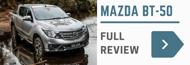 Mazda BT-50 Review